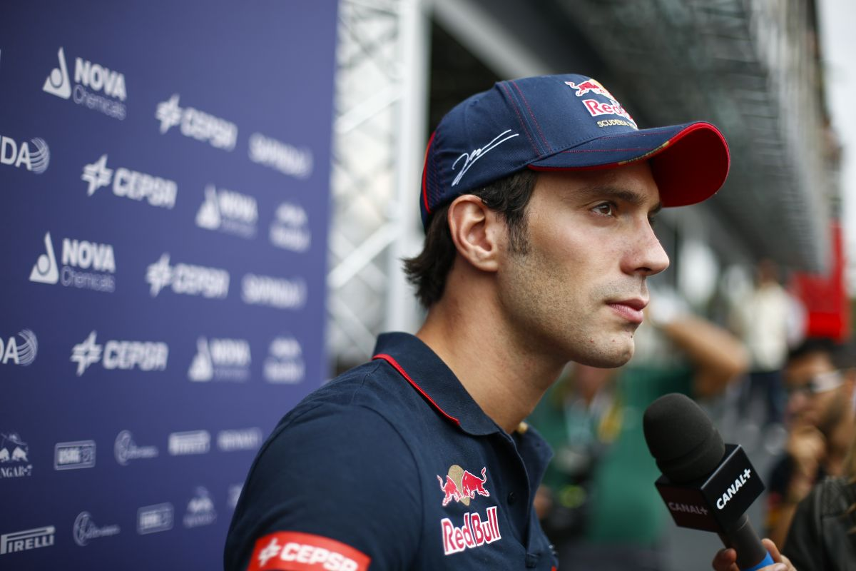 Vergne nem hülye: tudja, hogy van élet az F1-en kívül is
