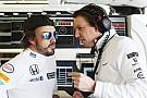 Alonso feladta az idei évet, ő már 2016-ra koncentrálna a McLaren-Honda helyében