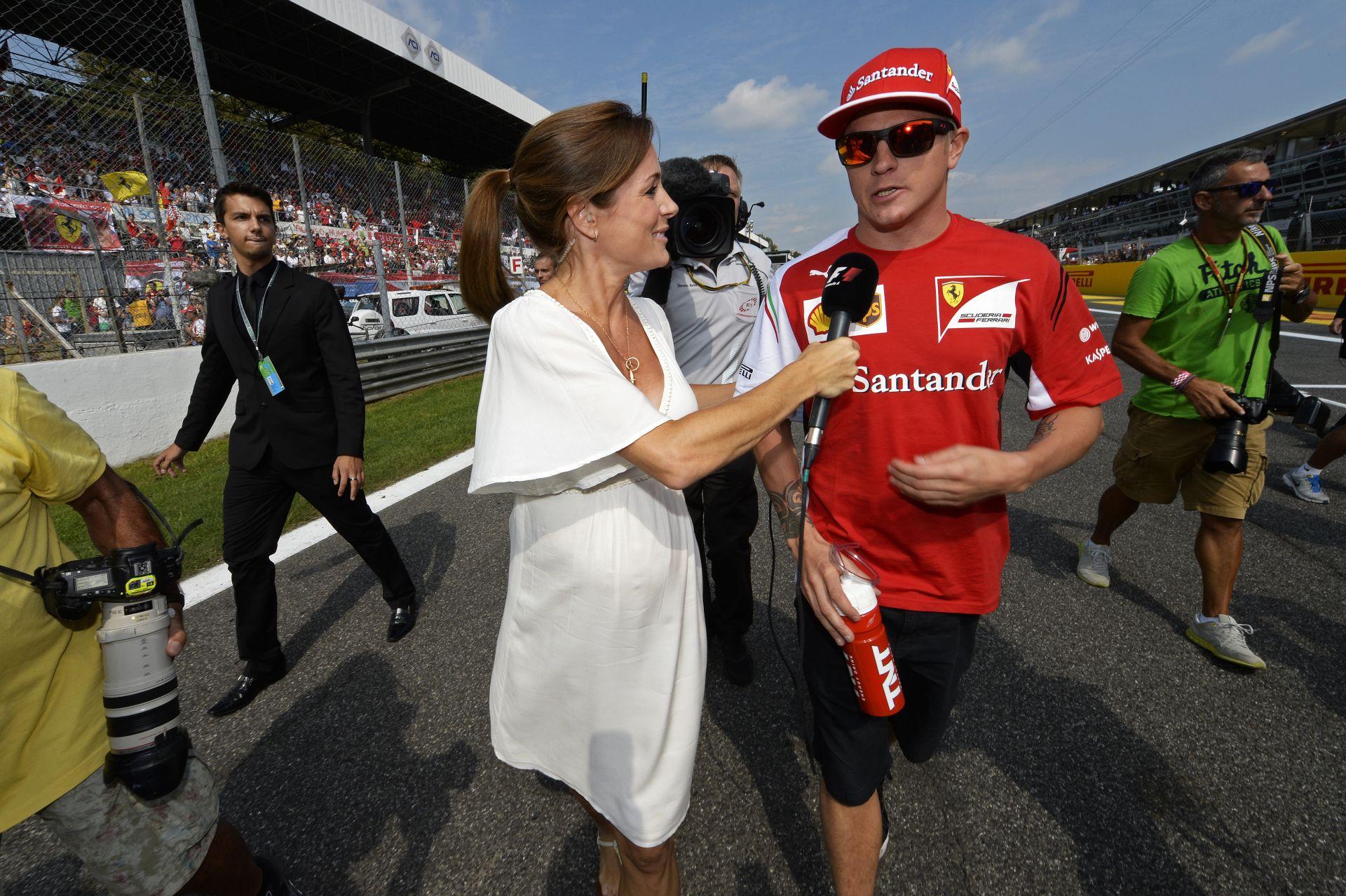 Raikkönen másodszorra már biztosan nem dobja be a törölközőt a Ferrarinál és nem vált csapatot