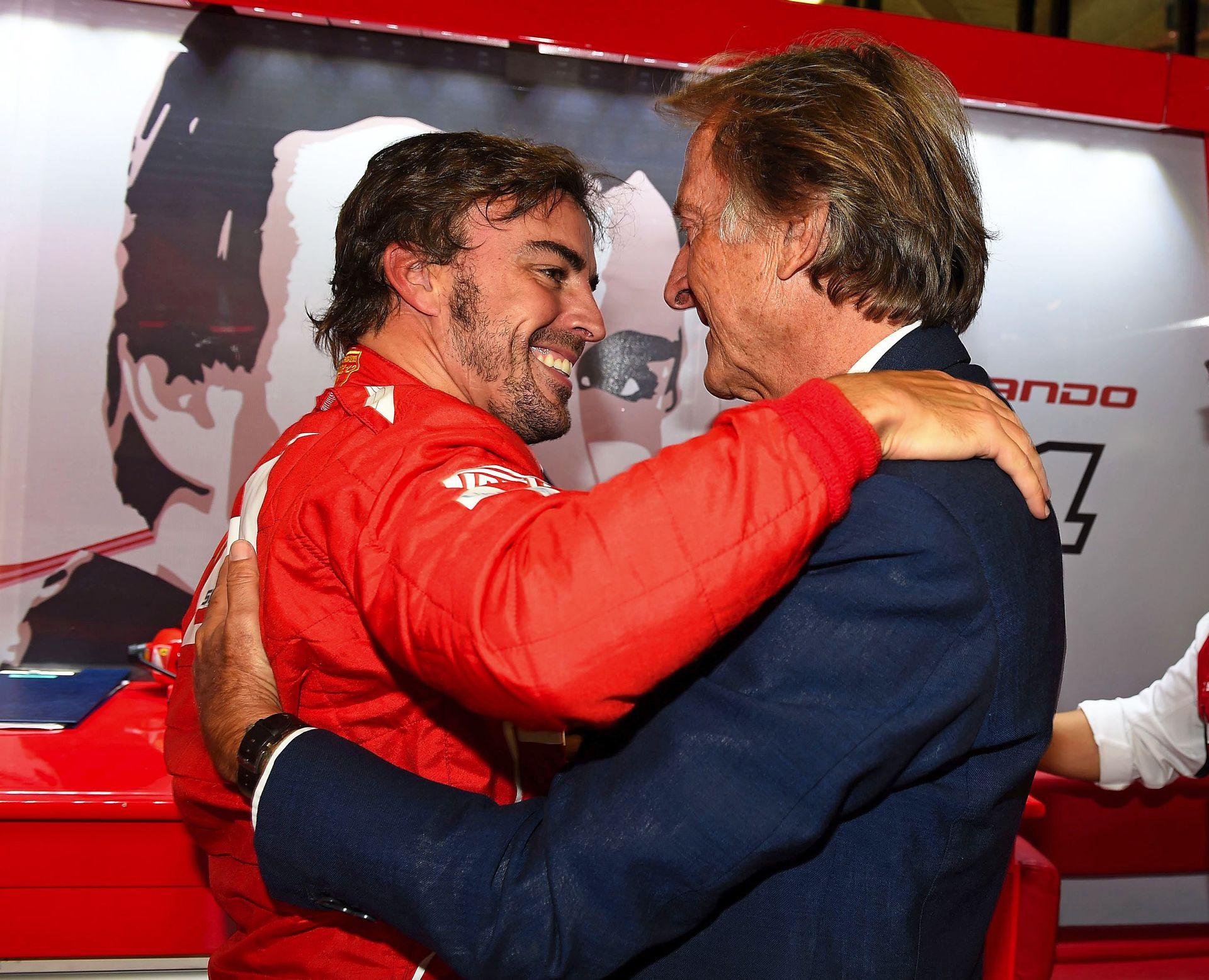 Alonso: Ha valami rendkívüli nem történik, a Ferrari versenyzője maradok