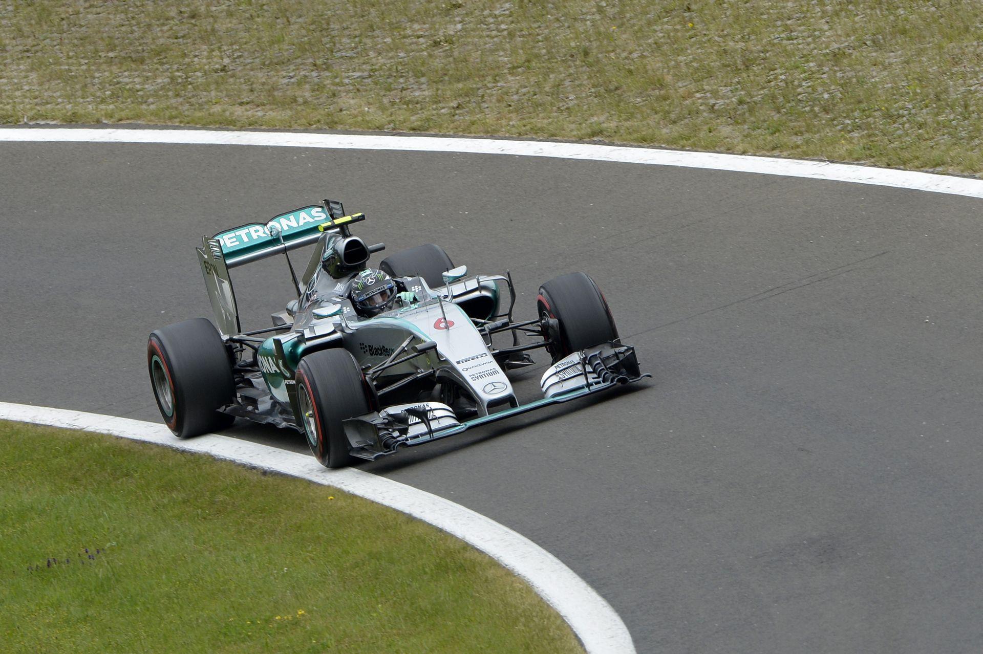 Mercedes: 2013-ban mi is úgy kezdtük mint a Ferrari, szóval figyelnünk kell!