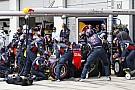 A Red Bullnál nincs dráma, és egy biztos, nem kérik a Ferrari