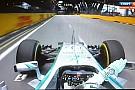 Videón Rosberg újabb beavatkozása: tükröm-tükröm mondd meg szépen...