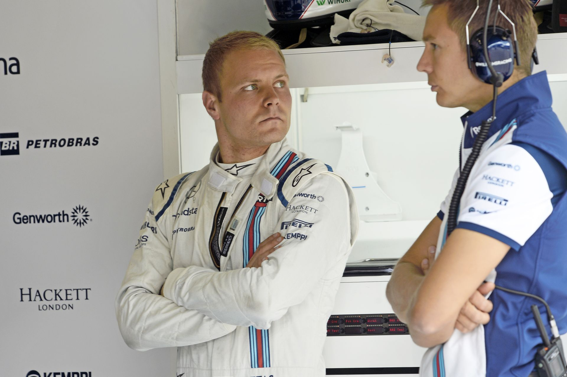 A Ferrari komolyan gondolja Raikkönen leváltását: 15 millió eurót fizethetnek Bottasért a Williamsnek!