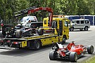 Räikkönen-Alonso baleset - Miért nem láttuk a döntő felvételt?