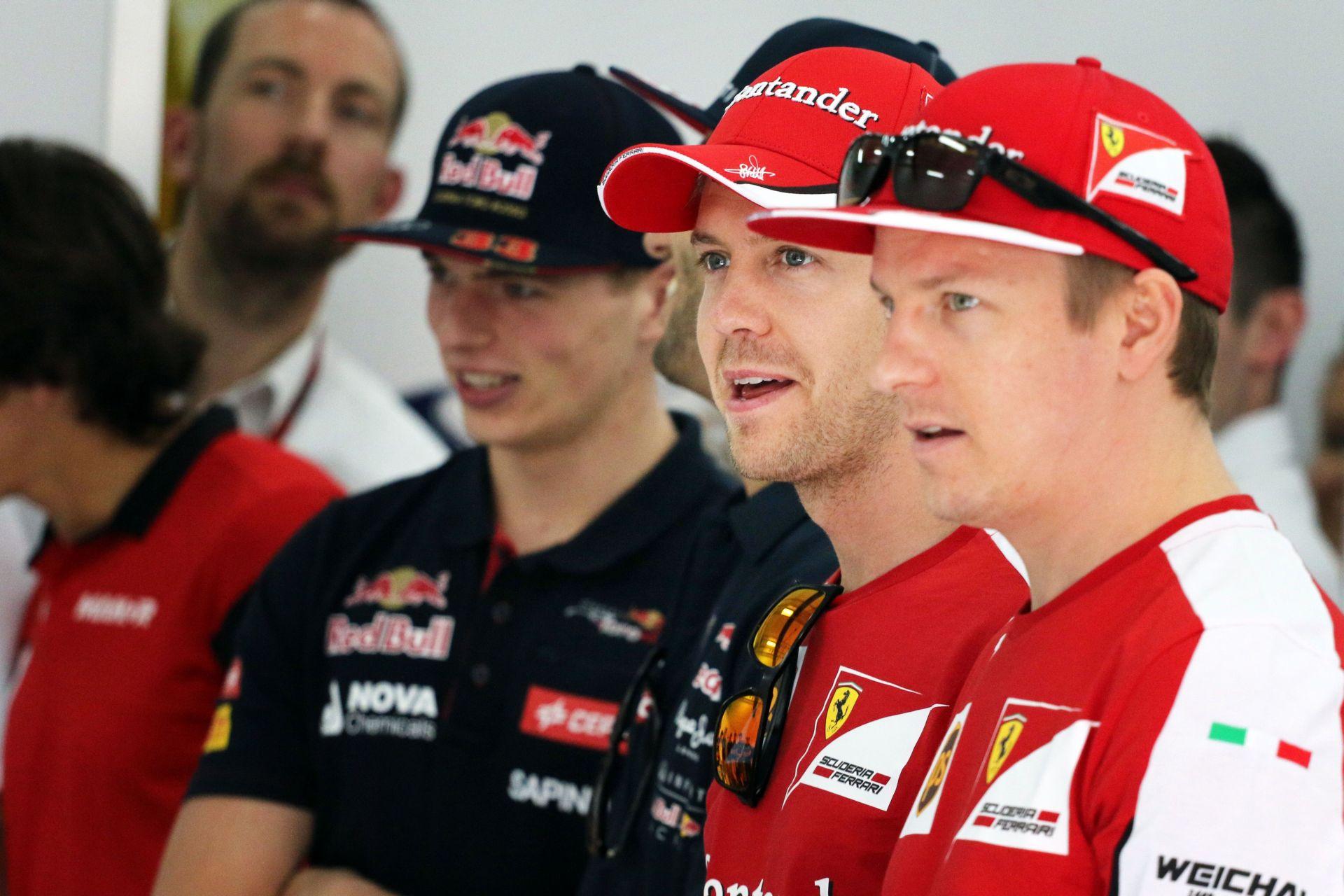 Ferrari: Minek nekünk Hamilton, ha itt van Vettel?