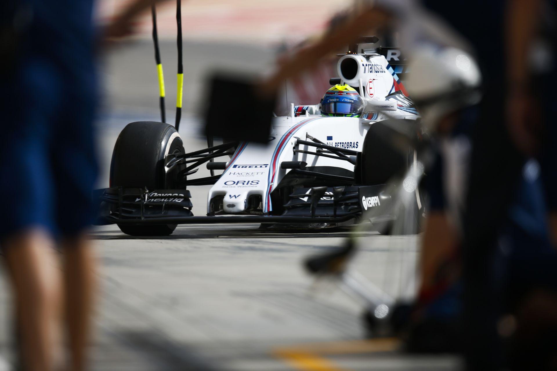 A Williams komoly reményeket fűz a Spanyol Nagydíjhoz