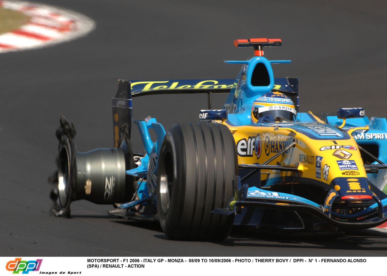 Alonso szerint egy dolog kéne az F1-nek: újra legyen gumiháború!
