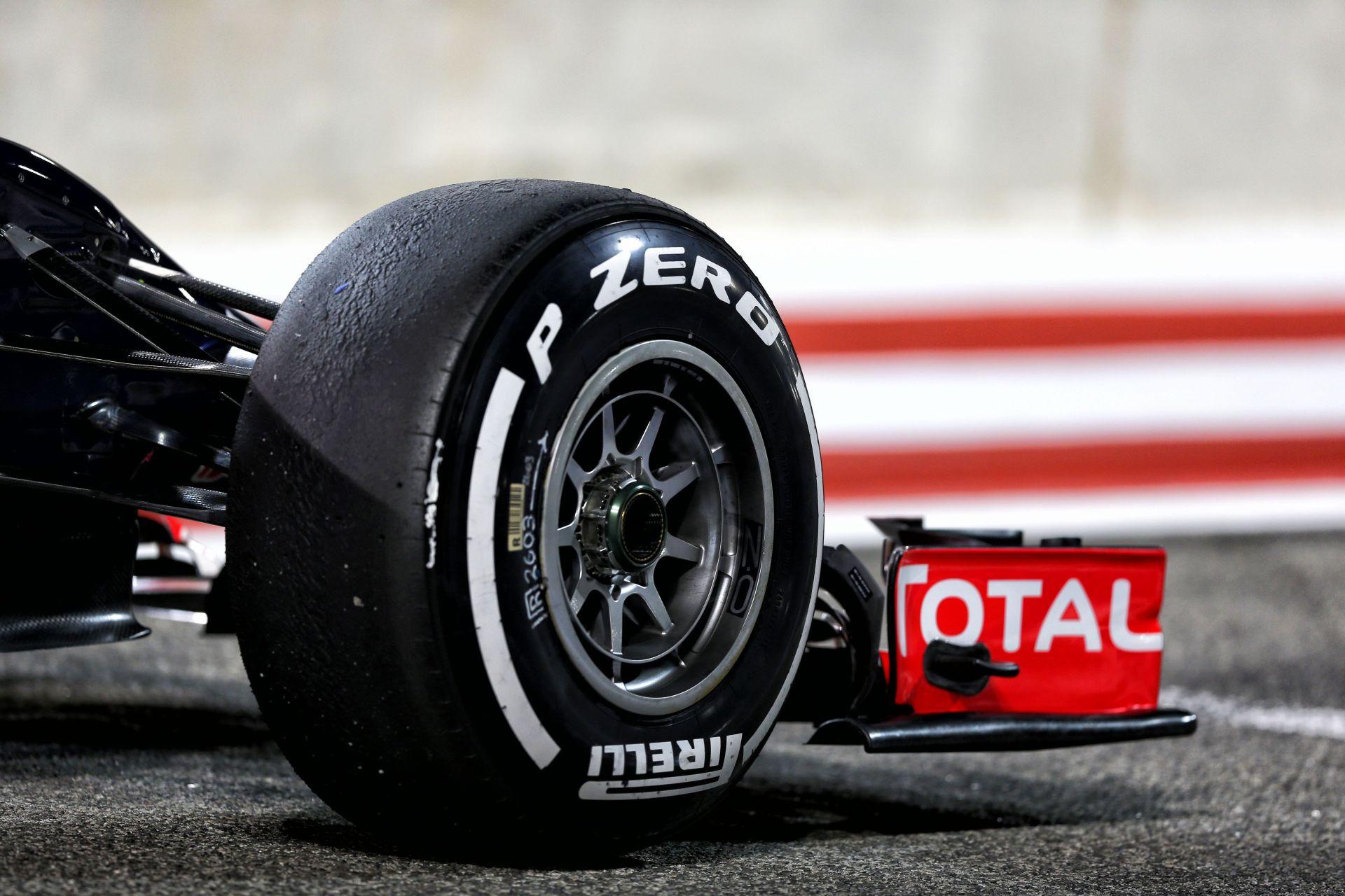 Az FIA jóváhagyta: ha a gyártók szélesebb abroncsokat szeretnének a Forma-1-ben, akkor miért ne?