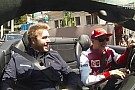 Ez a Raikkonen-interjú bizonyíték rá, hogy Monacóban robogóval is gyorsabb vagy egy Ferrarinál