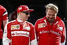 A Ferrari szerint Raikkönen magának köszönheti a gyengébb eredményeit