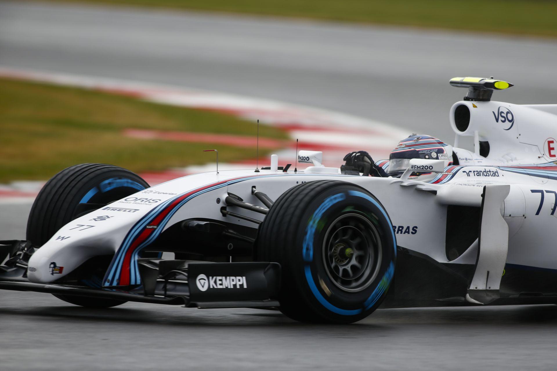 Újra bajnok lenne a Williams a Forma-1-ben: Pár éven belül ismét a csúcson lesznek?