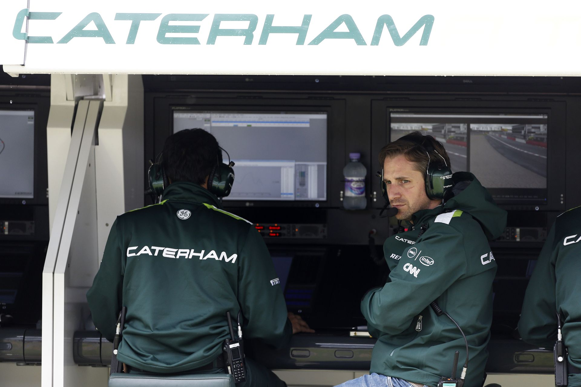 Röviden: Nagy halat fog a Caterham?!