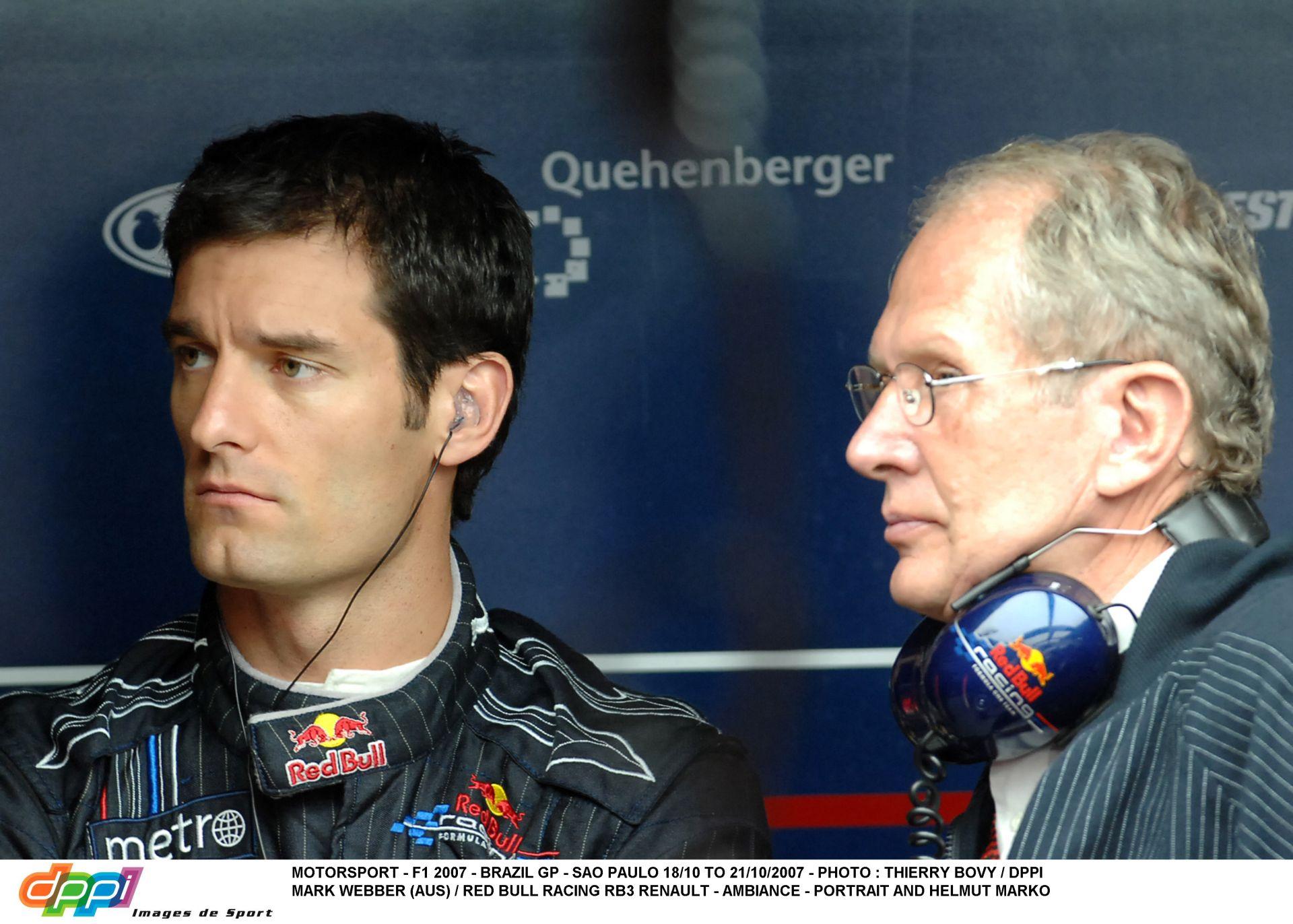 Helmut Marko kimondja, amit gondol: Webber, Te mindig sz*r voltál Valenciában!