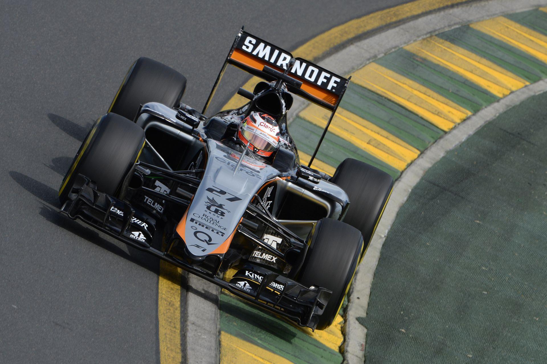 A Force India Ausztriára készül el az idei nagy fejlesztési csomaggal