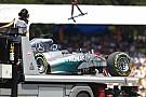 Röviden: a Mercedes fékcserén gondolkodik, boxutcás rajt Hamiltonnak?