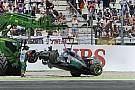 Német Nagydíj 2014: Rosberg mindent vitt, Hamilton a falban, rendkívül gyenge Ferrarik