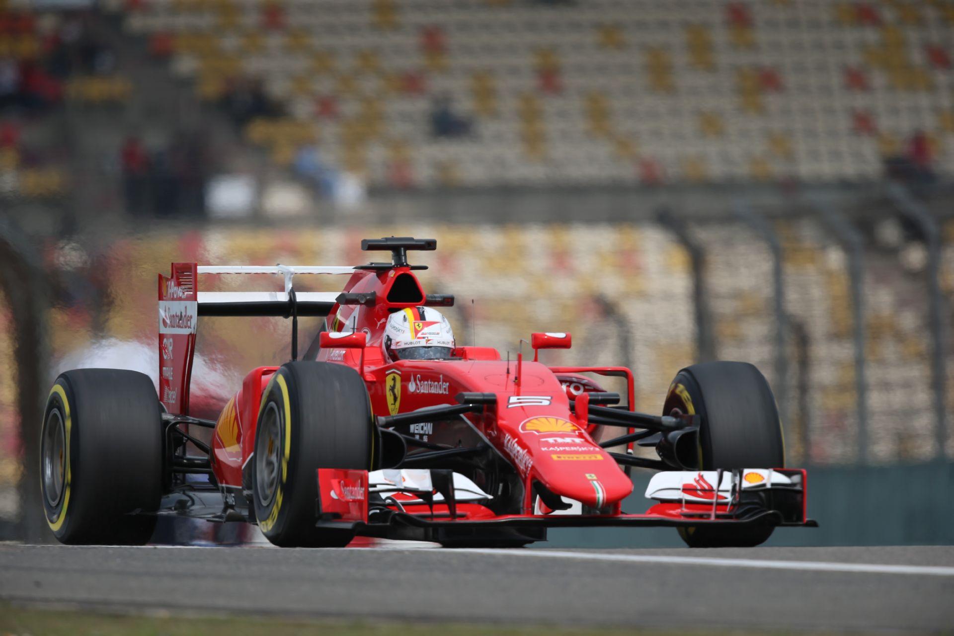 A Mercedes aggódik: A Ferrari ugyanannyi lóerővel rendelkezik, mint mi
