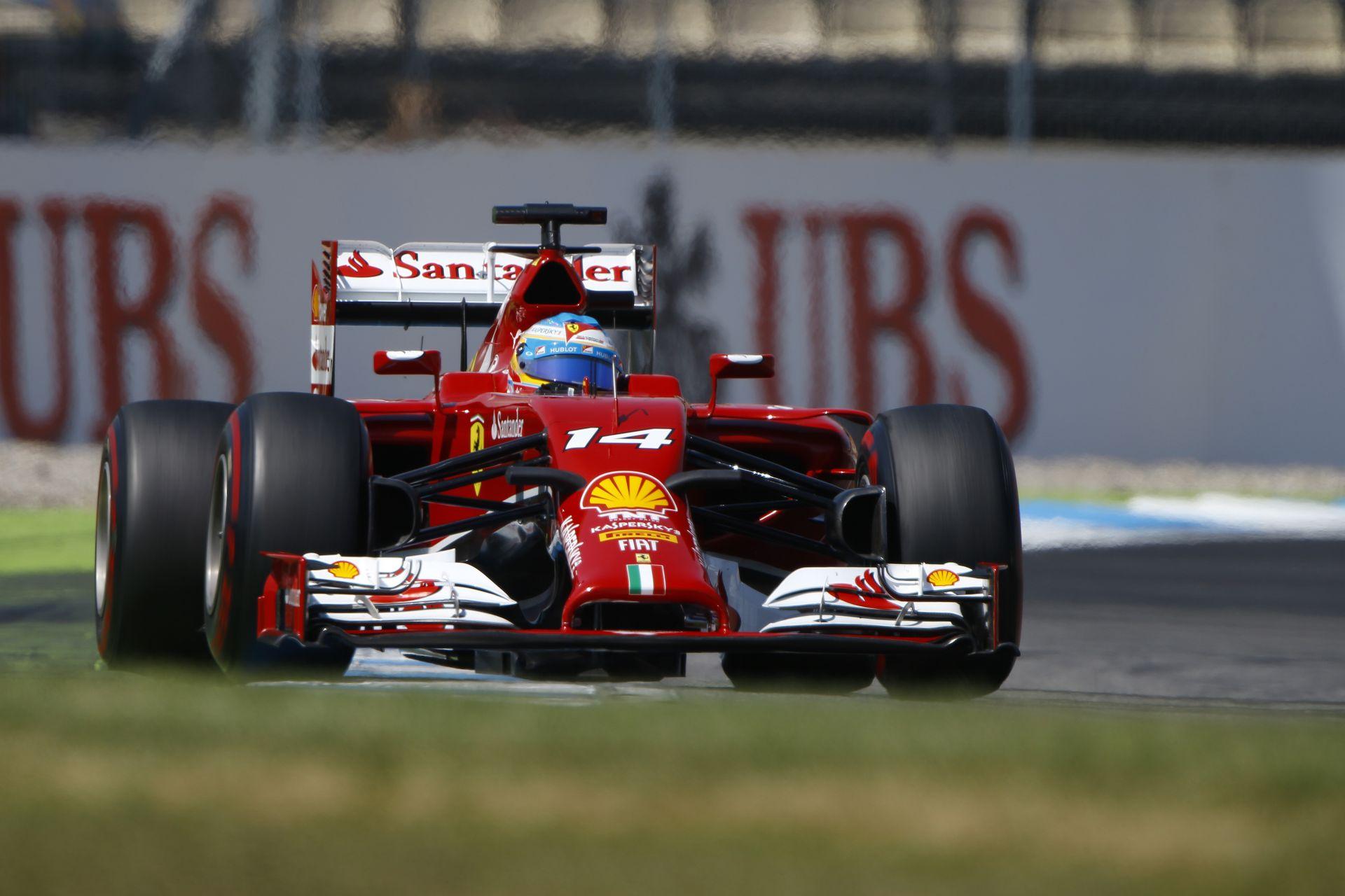 A Ferrari hamarosan teljesen átáll a 2015-ös versenygép fejlesztésére