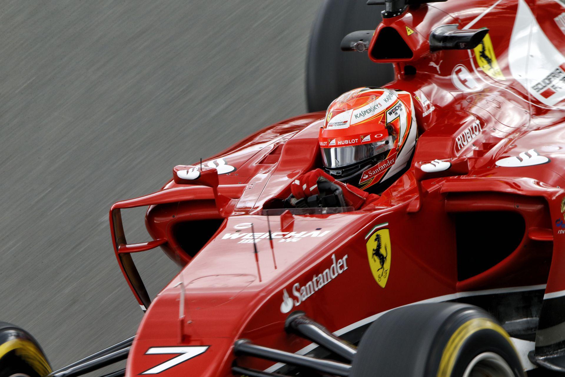 FIA: Amit Raikkönen csinált, az nem volt biztonságos! A következő után büntetések jönnek