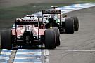 Like A Boss: Raikkönen és Vettel driftelése a Hungaroringen egy F1-es autóval