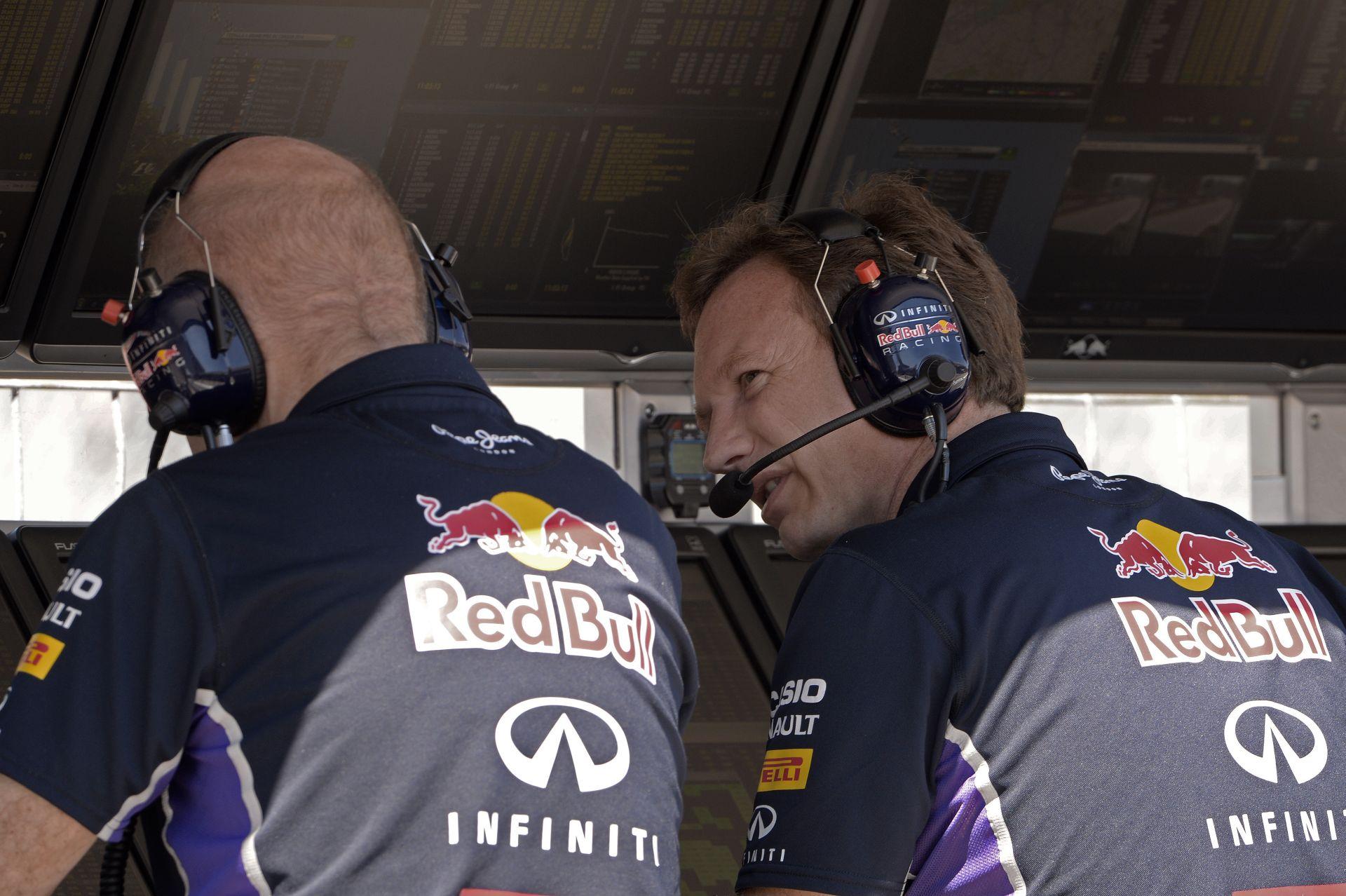 Szép lassan a Red Bull is lemond a bajnoki címről
