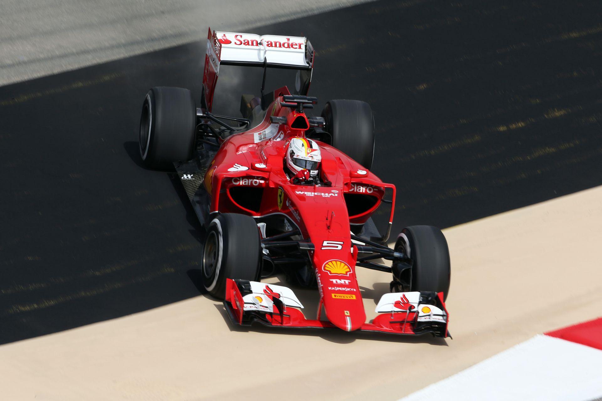 Csak Kanadában debütál a Ferrari új motorja: Monzára utolérhetik a Mercedest motorerőben