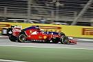 Raikkönen nem elégedett! Vettel ismét előtte az időmérőt követően, ezúttal Bahreinben
