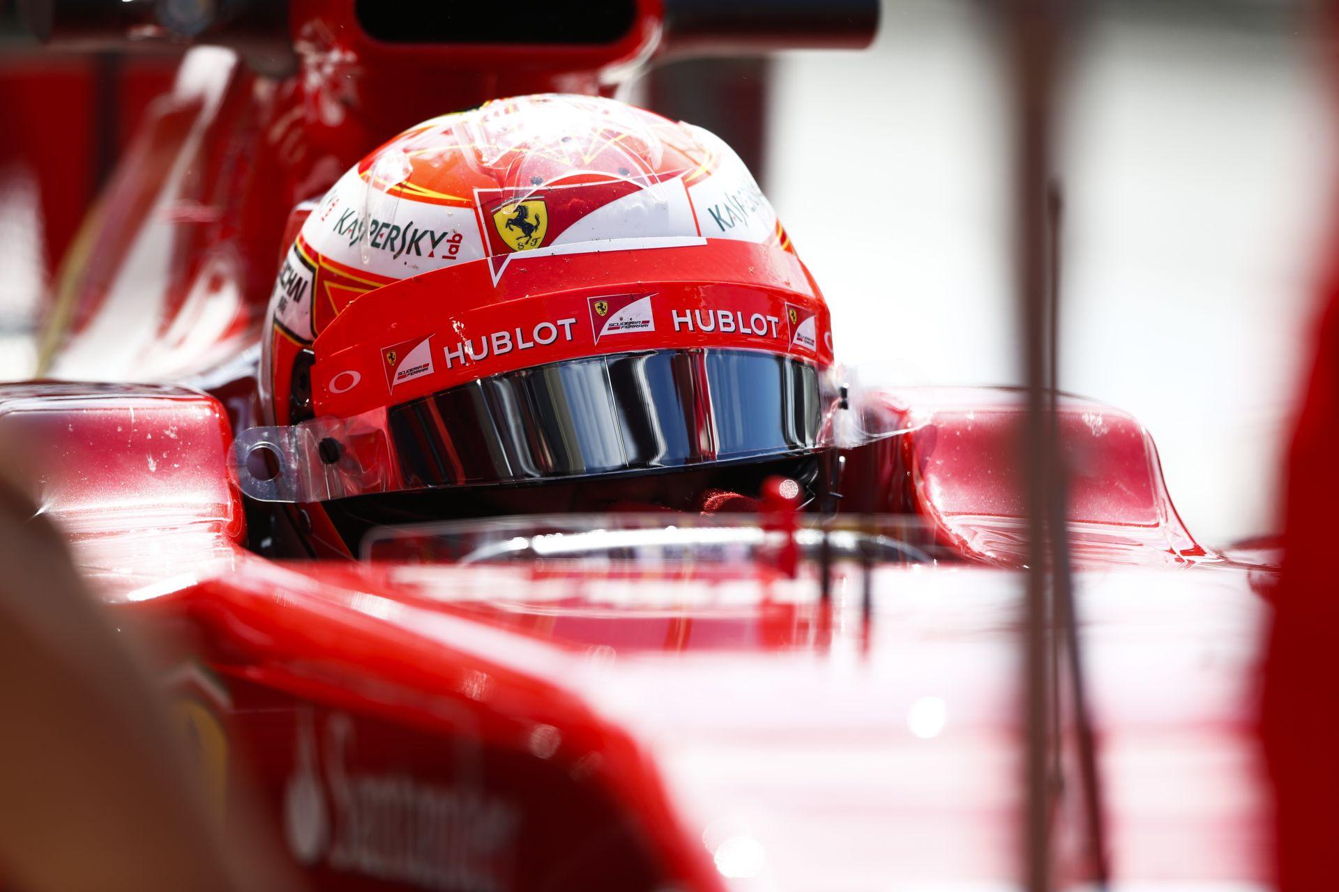 Raikkönen: Jövőre jobb lesz a Ferrari!