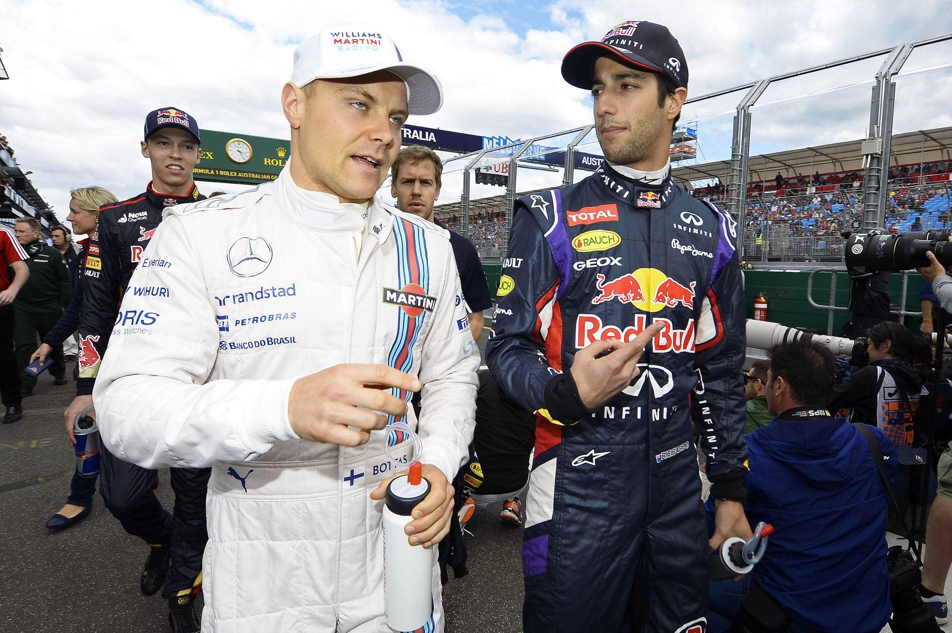 Bottas: Kanadában a Williams harcban lehet a Red Bullal