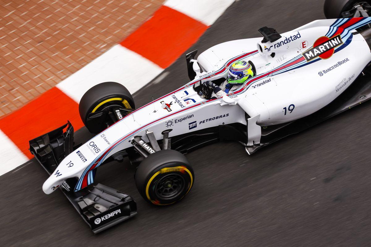 Massa a Mercedes motorját magasztalja - az eddigi eredmények mégis csalódást jelentenek