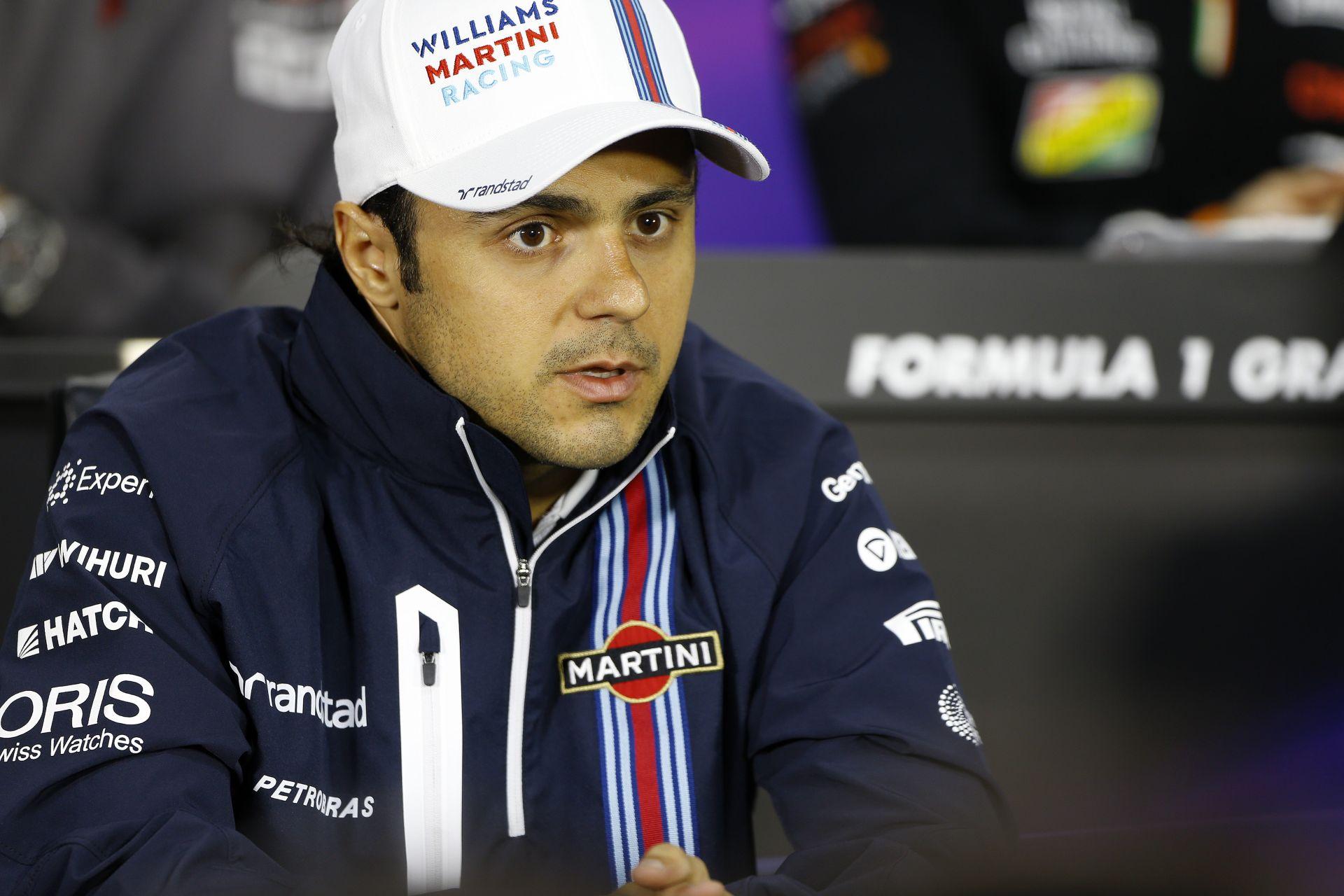 Massa keményebb büntetést akar Péreznek: És mi van, ha Vettelt is eltalálom?