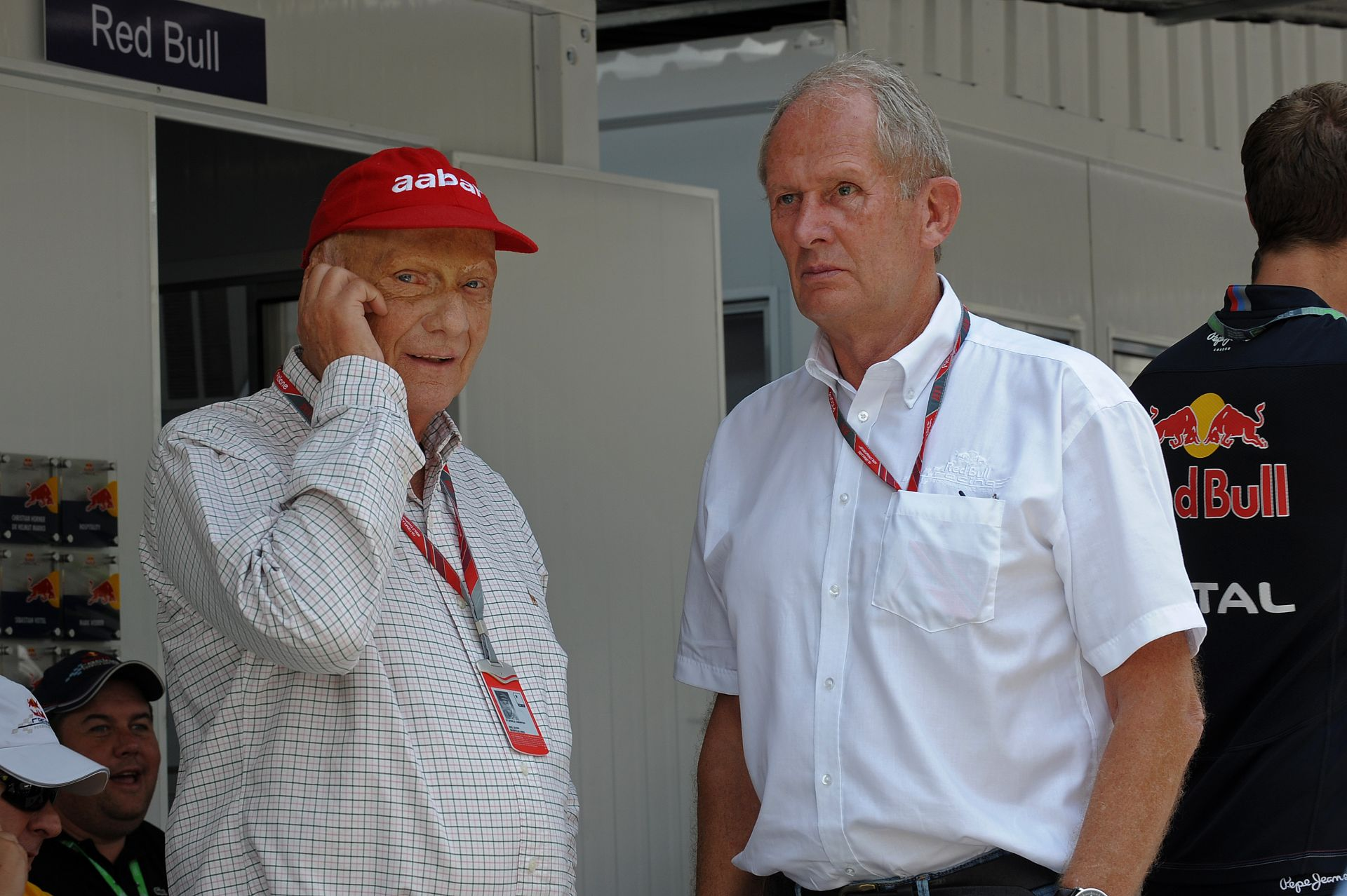"Lauda és Marko, a Forma-1 két ""Don Corleónéja"