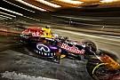 Ricciardo csak füstöt látott a végén, Kvyat örül, hogy újra célba ért