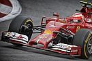 Raikkönen ma egy másik Ferrarival tesztelt, mint Alonso