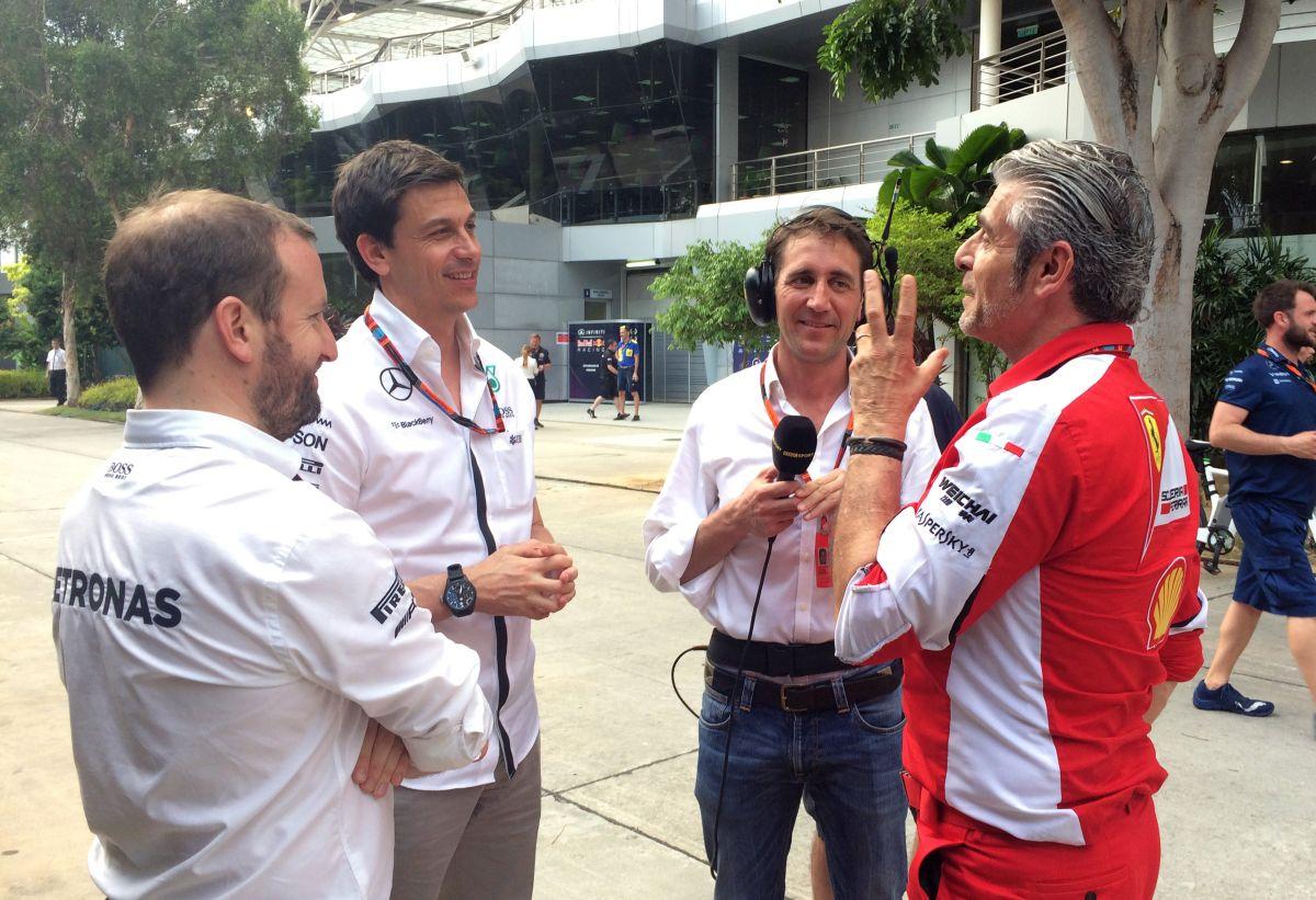 Ez most egy sokkal normálisabb F1-bajnokság: két csapat harcol a győzelemért