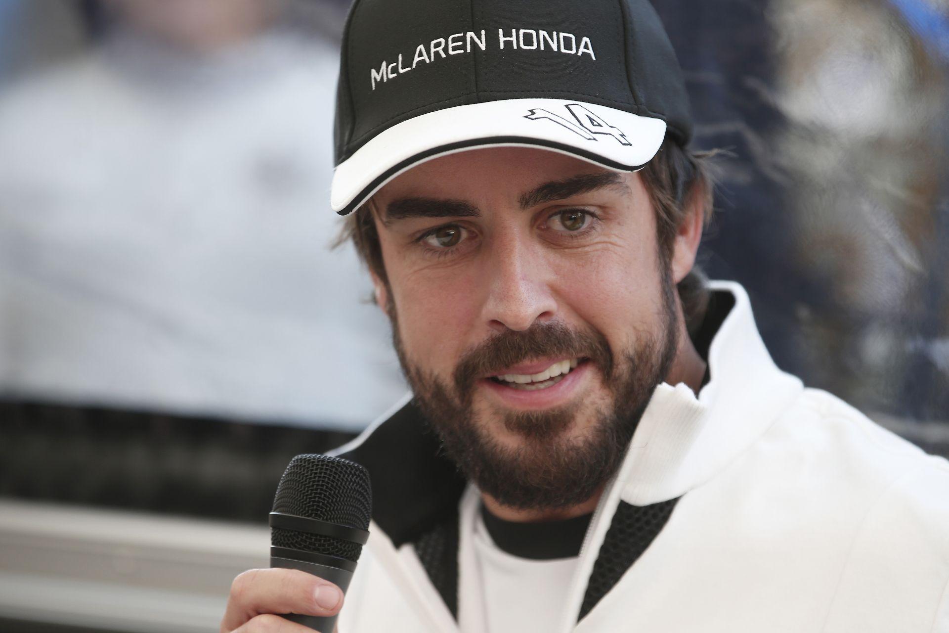 Alonso készen fog állni a versenyzésre Ausztráliában