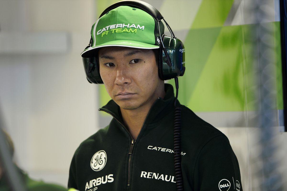Kobayashi reméli, valaki tud segíteni a Caterhamen: maradnak a vágyak és remények