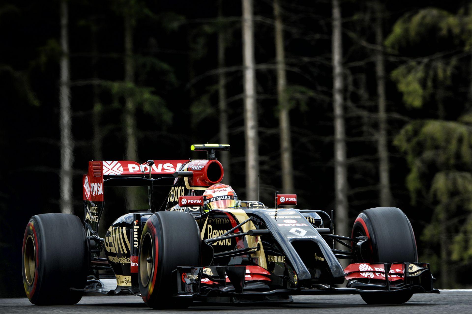 Érkezik a bejelentés? Szakít a Lotus a Renault-val!