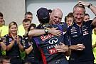 Ricciardo: Newey többet dolgozott a 2015-ös Red Bull-on, mint eredetileg tervezte