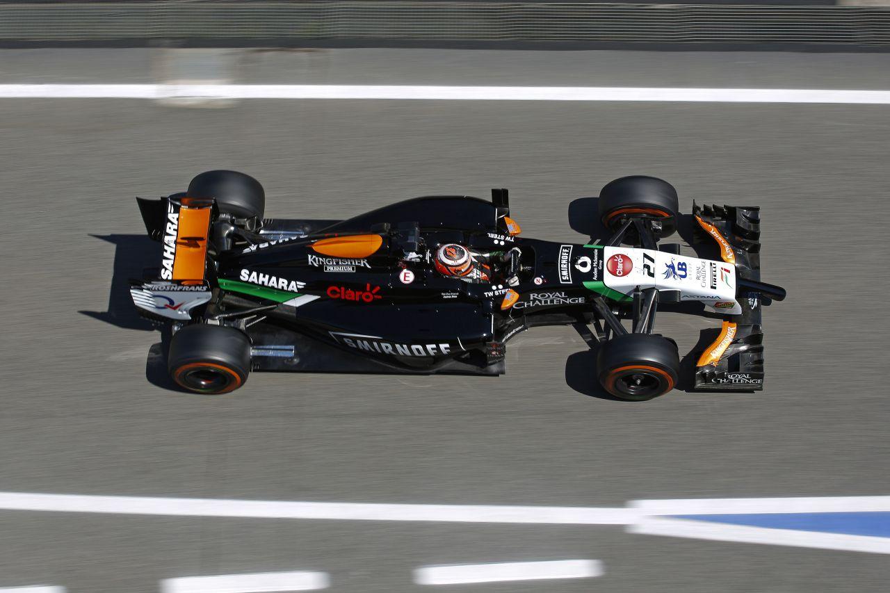 A pontszerzésben bízik a Force India: kemény menet lesz a Spanyol GP