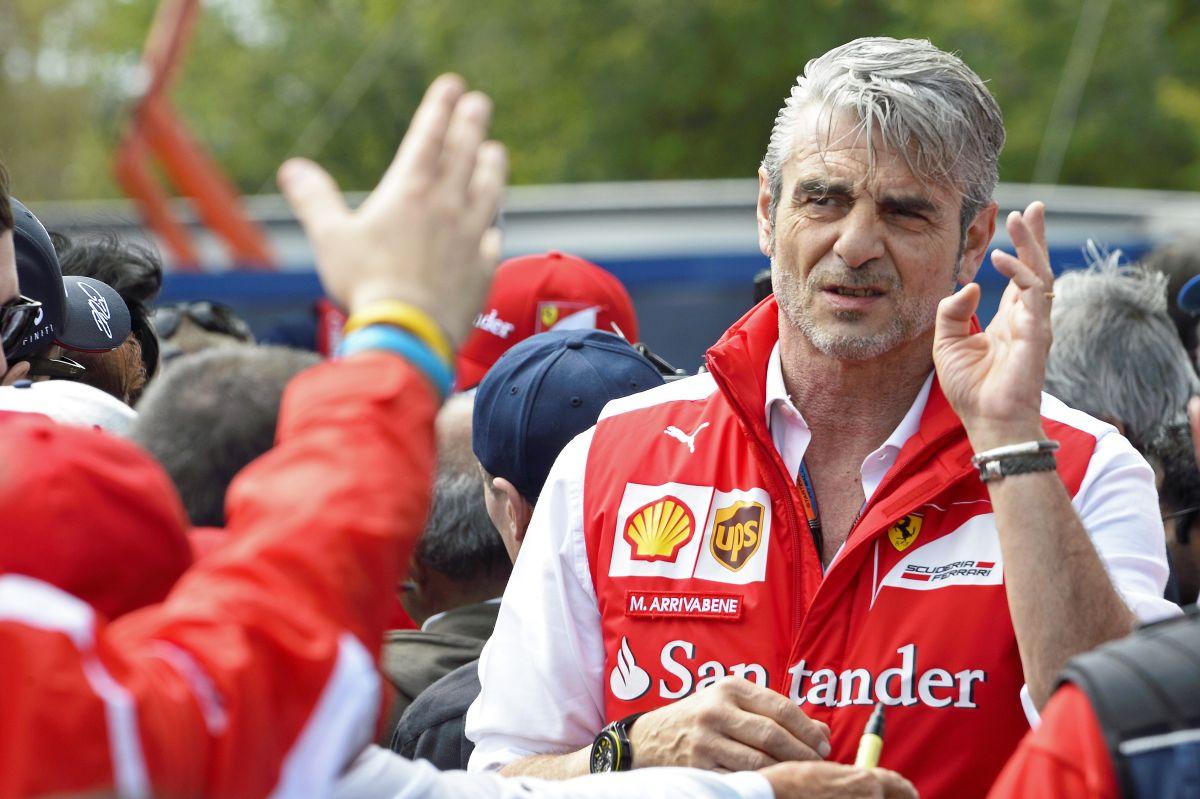 Ferrari: nincs lóvé, akkor punci sincs