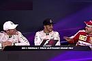 Videón az Ausztrál Nagydíj legnagyobb jelenete: Érdemes figyelni Hamilton arcát, amikor Rosberg és Vettel
