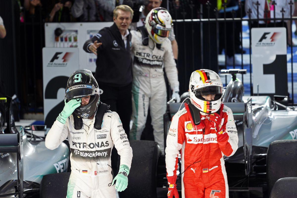 Áll Rosberg meghívása: Wolff is rábólintott arra, hogy Vettel benézzen hozzájuk