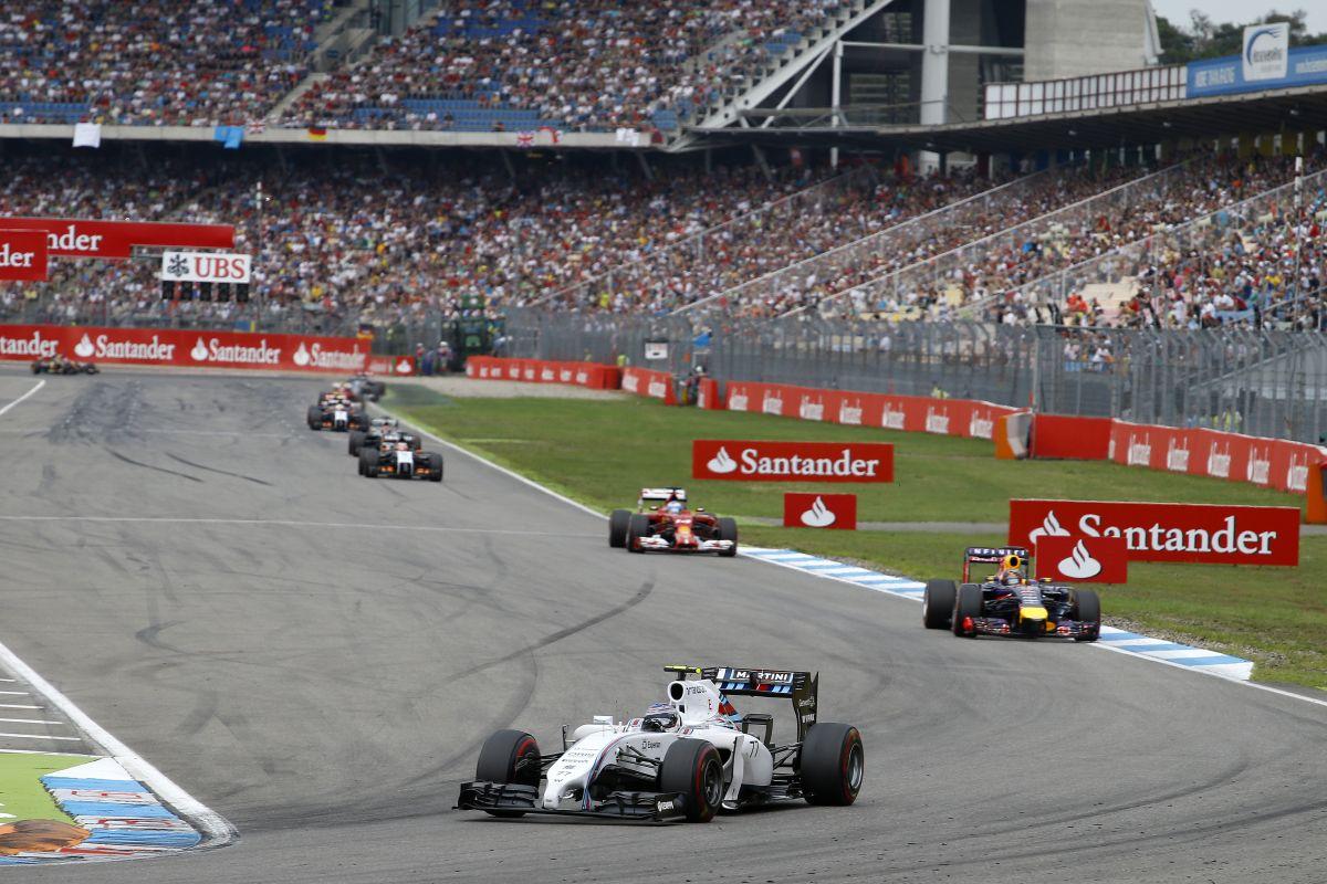 A Mercedes megpróbált segíteni a Német GP ügyében, de elutasították őket