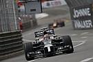 A McLaren pilótái kisebb előrelépésről számolhatnak be az első nap után Monacóban
