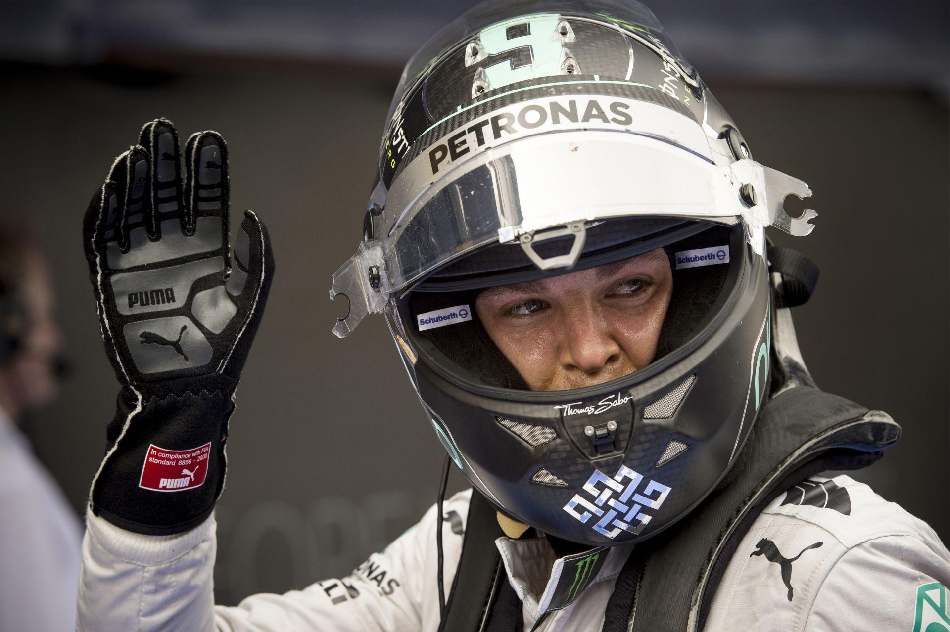 Rosberg nyerte a monacói időmérőt Hamilton és Ricciardo előtt! Vettel 4., Alonso 5.