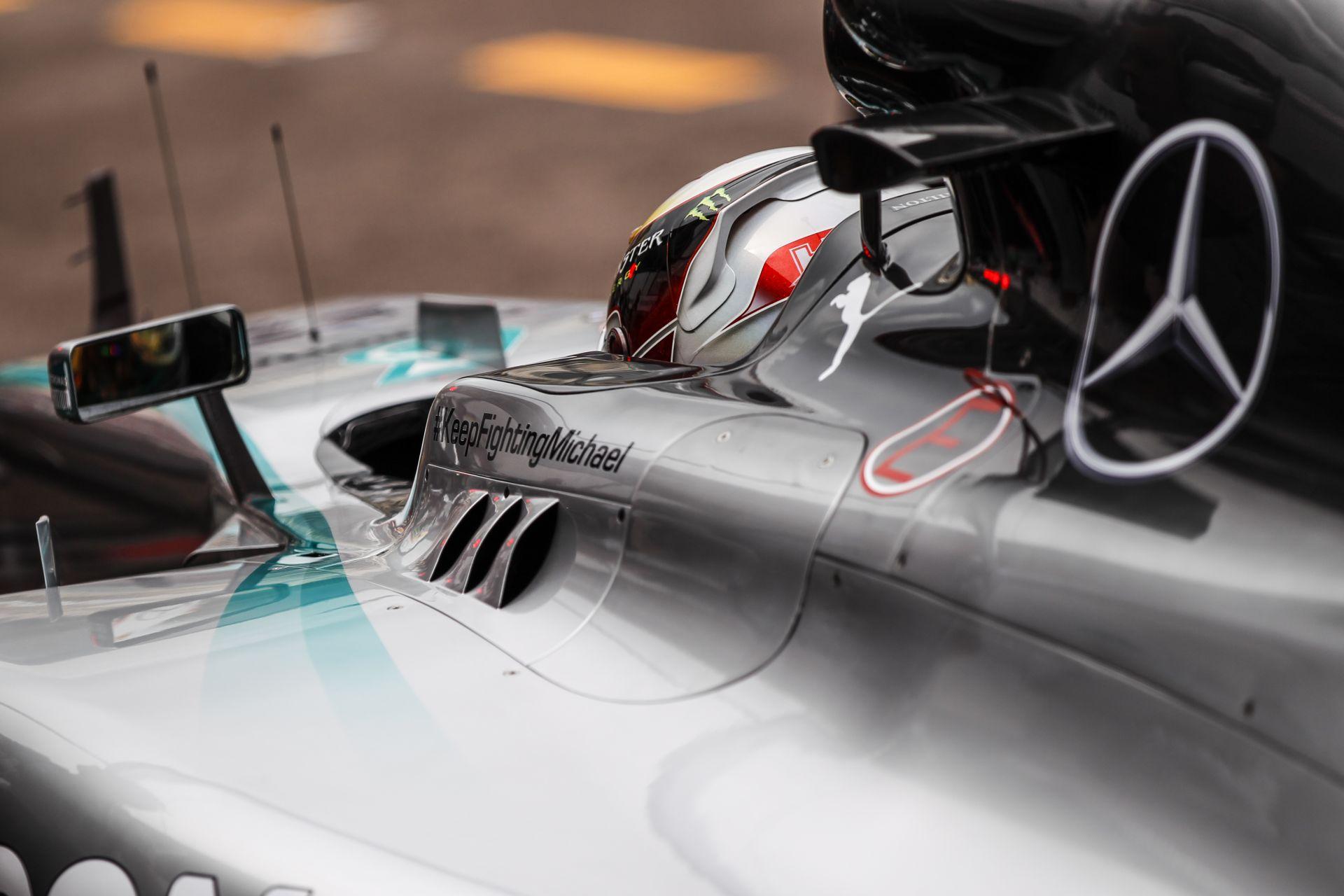 Monacói Nagydíj 2014: Hamilton és Rosberg öldöklő csatája, vagy már a startnál kiesnek?