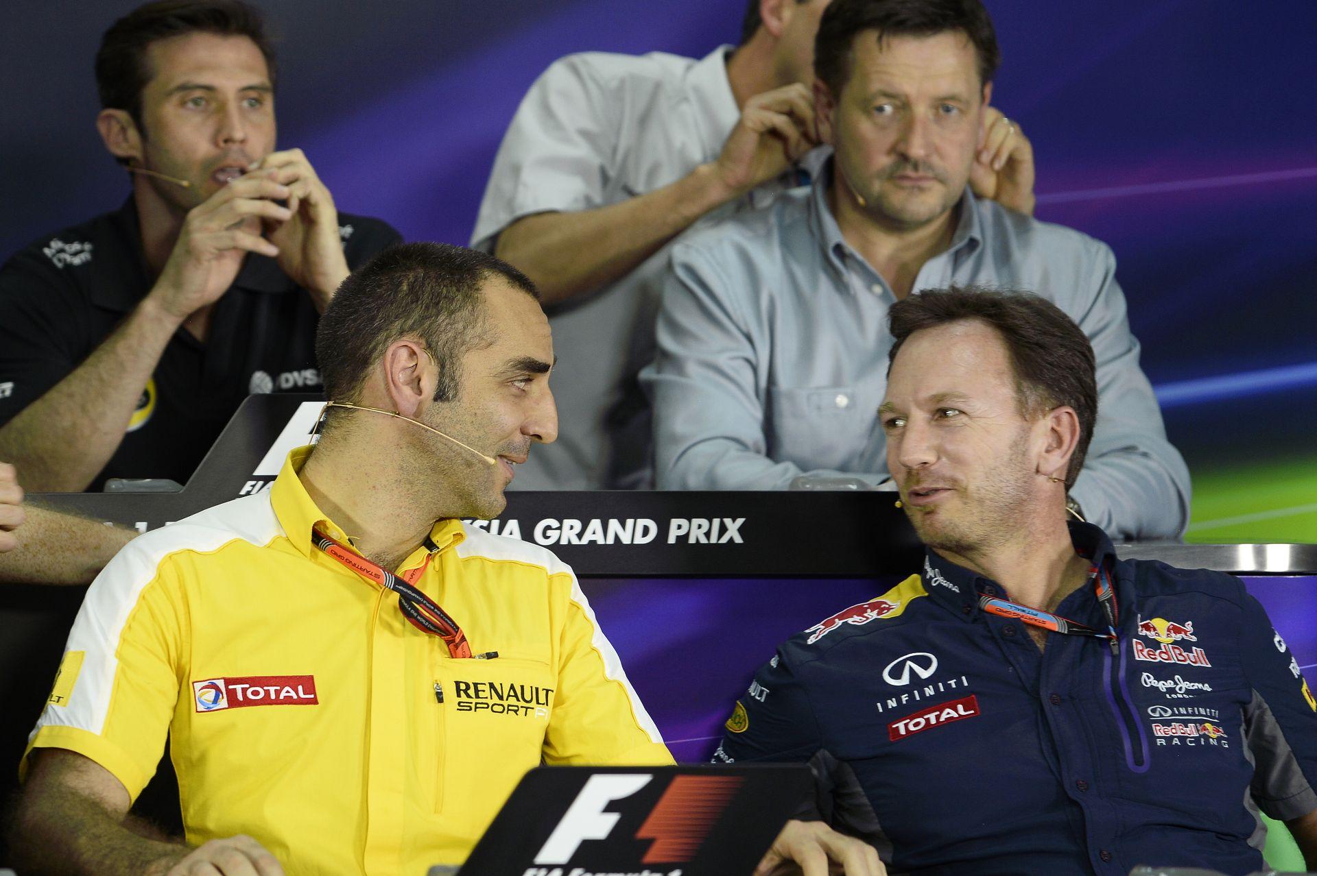 Renault: Ha továbbra már nem éri meg, elhagyjuk a Forma-1-et