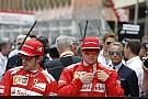 Raikkönen hamarosan ott lehet Schumacher mögött: Egy gyors körre van Prost!